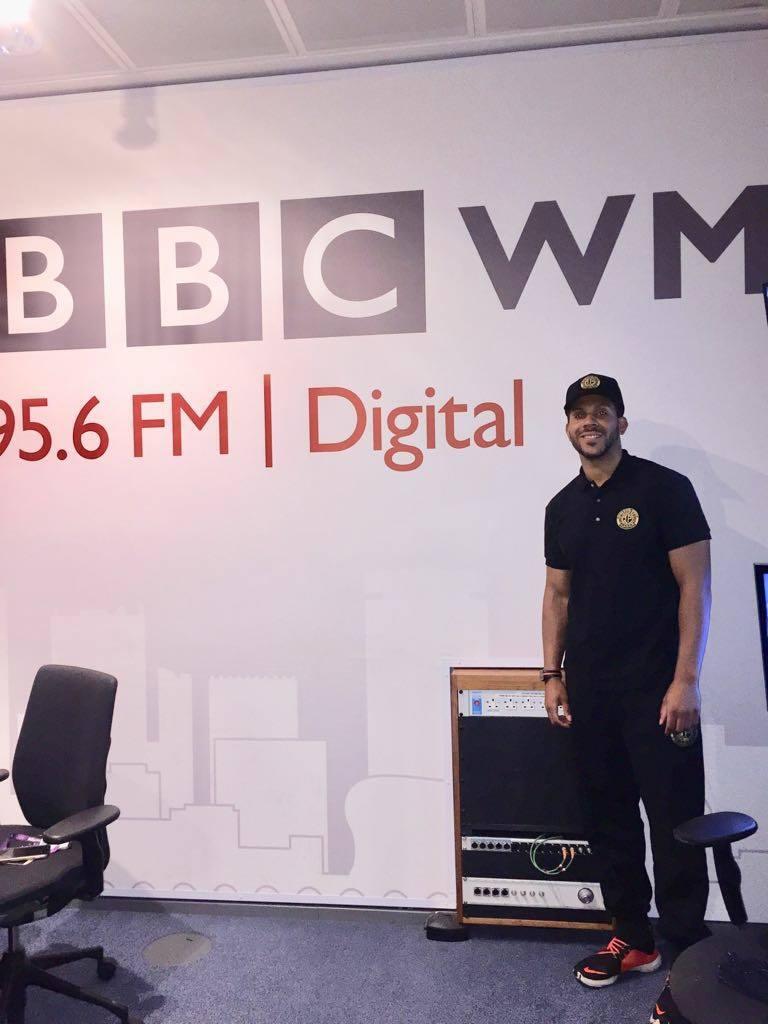 Life Story of Daryl Chambers on BBCWM