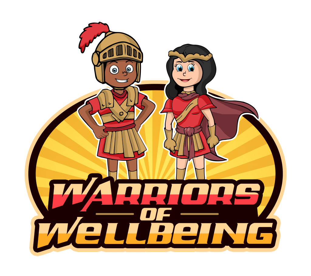 Primary School Students become Warriors